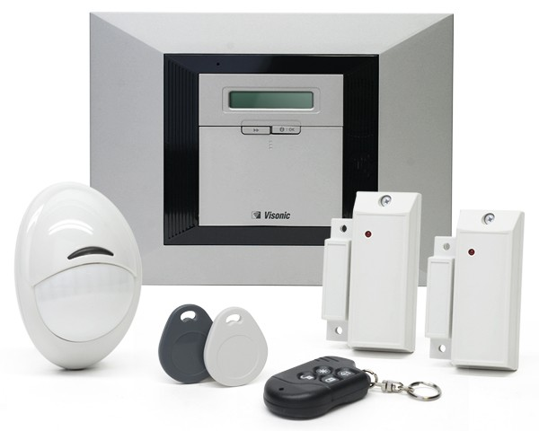 Visonicwireless Wired Alarm Systems
